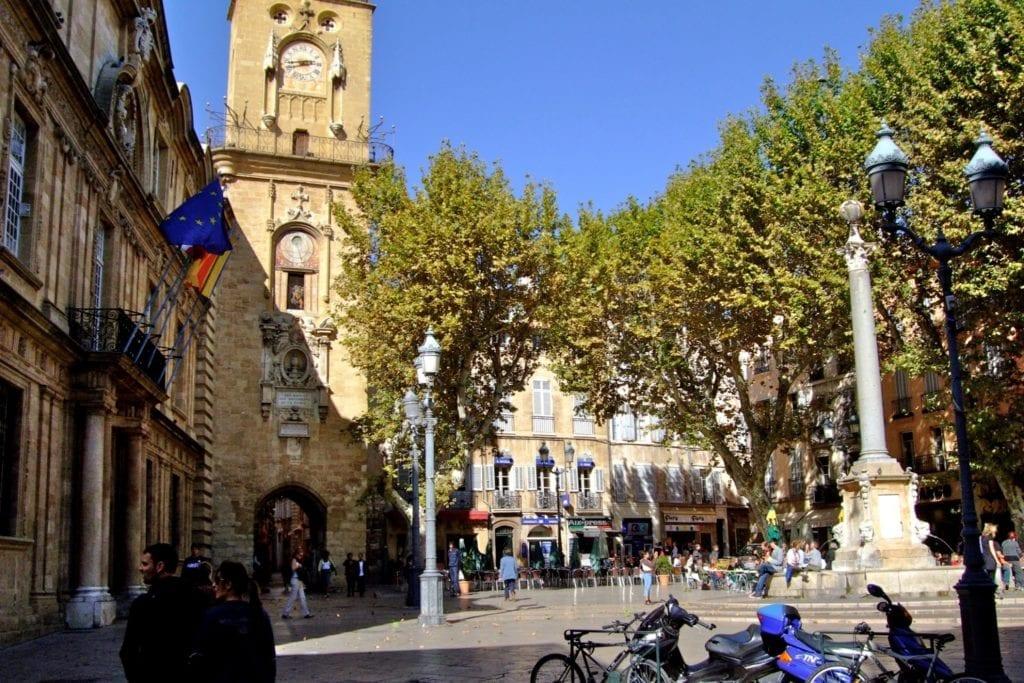 Aix- en- Provence