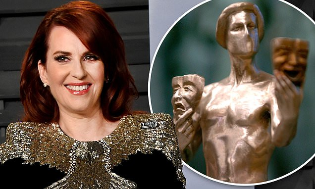 Megan Mullally named host of 2019 SAG Awards as they continue their tradition of female hosts