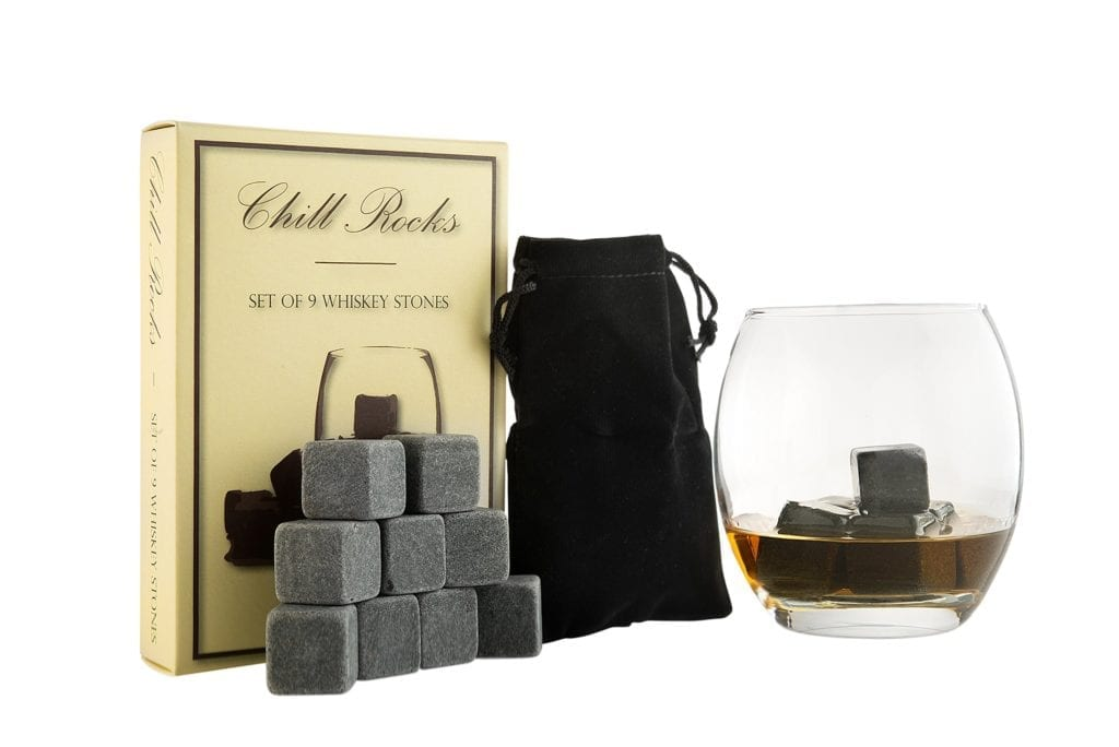 Non-diluting Whisky Chillers