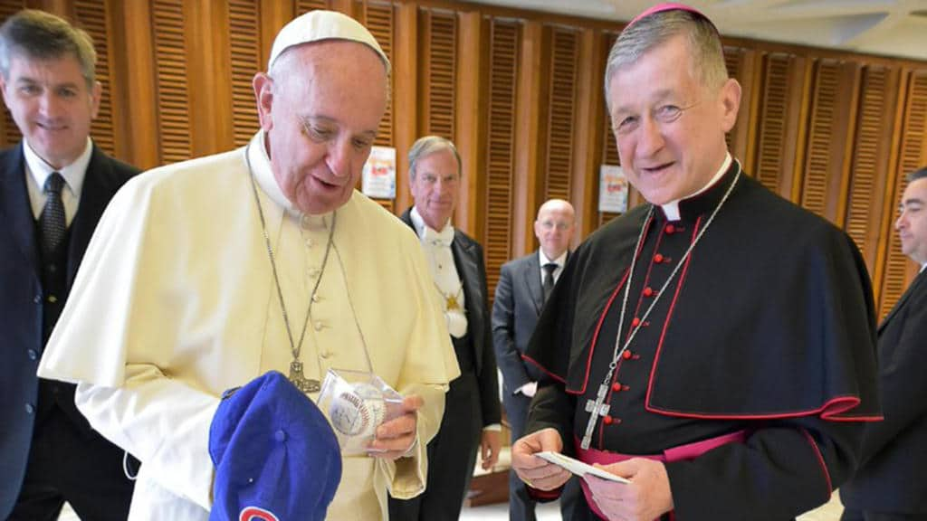 Cardinal Blase Cupich on His Elevation