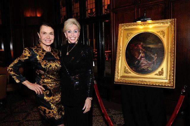 Irene Michaels and Joyce Selander