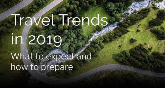 The 4 Biggest Travel Trends For 2019