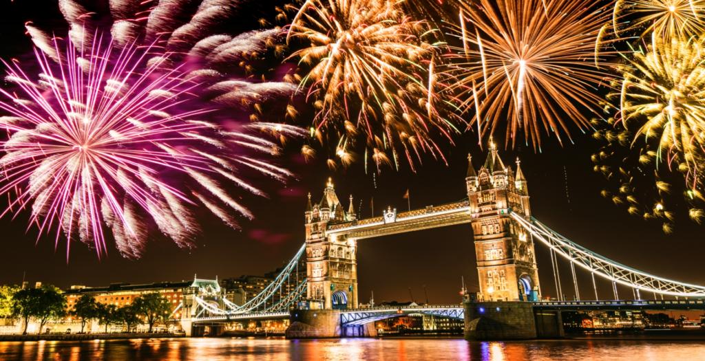 Celebrate New Year's Eve