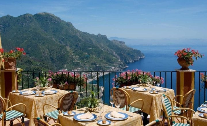 Ravello: Amalfi Coast Retreat