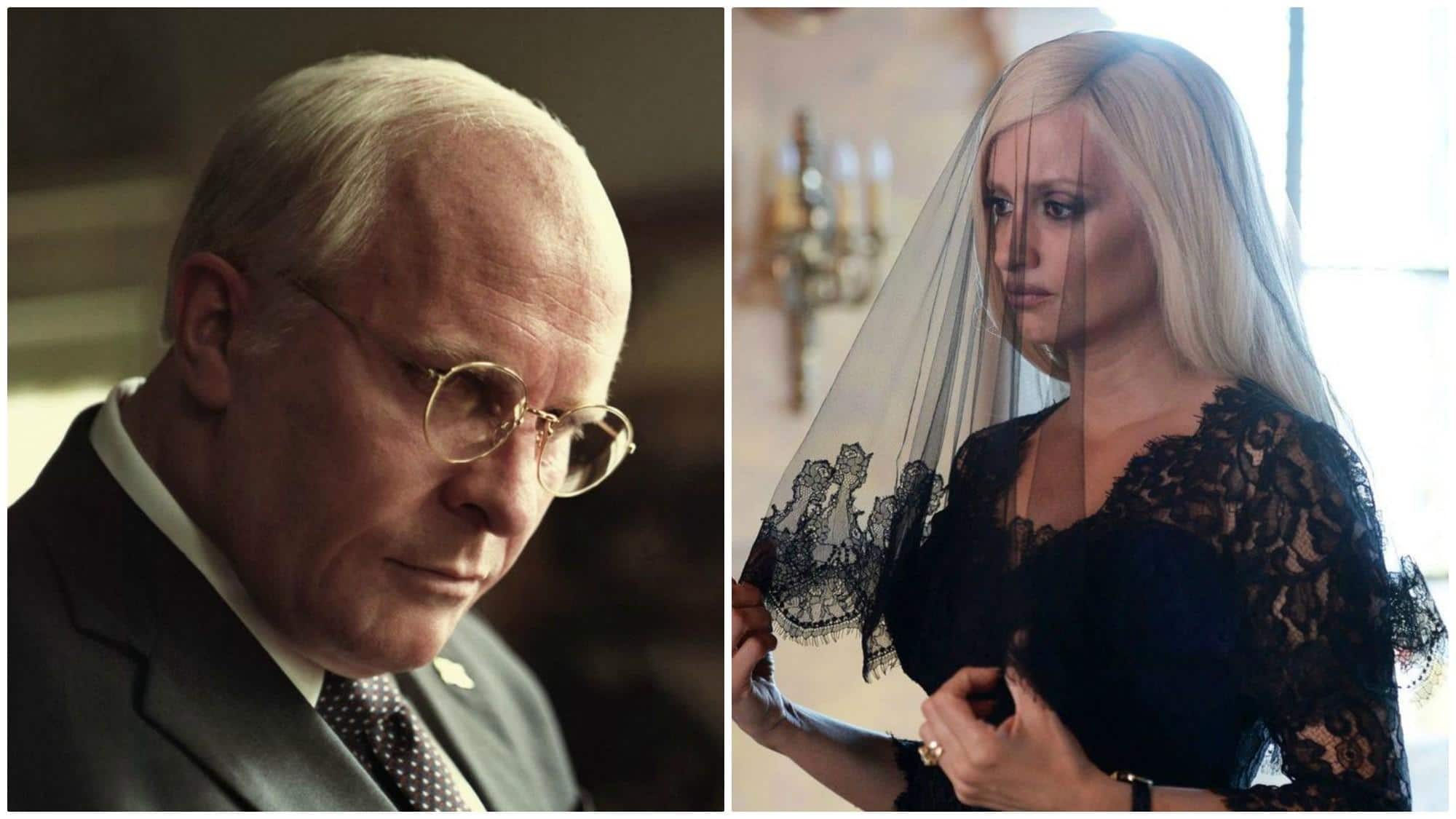 Golden Globes Nominations: 'Vice' Leads With 6, 'Versace' Tops TV With 4