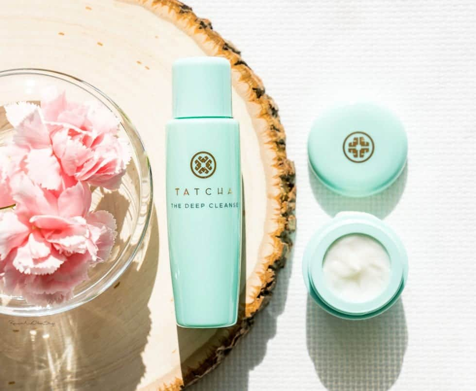 Tatcha Pore-Perfecting Moisturizer and Cleanser Duo