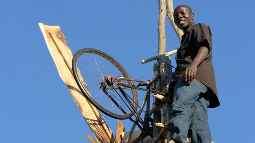 Back in 2009 William Kamkwamba, a 14 year old boy from Malawi, had to leave school when his family could no longer afford the fees.