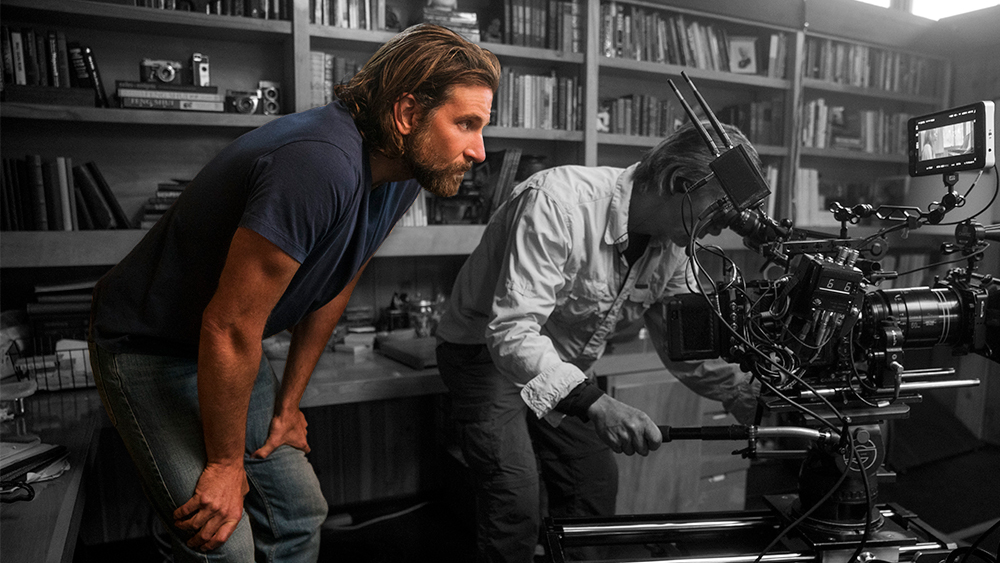 Bradley Cooper 'A Star is Born'