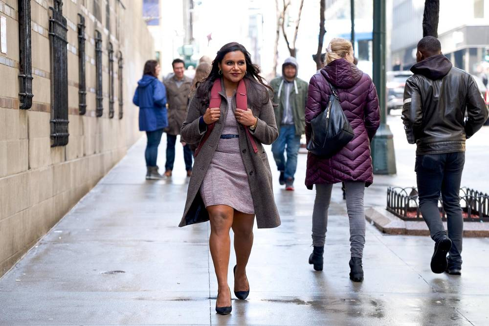 Late Night is an upcoming comedy film, directed by Nisha Ganatra, from a screenplay by Mindy Kaling. It stars Emma Thompson, Kaling, John Lithgow AB '67, Ar.D. '05., Hugh Dancy, Reid Scott, and Paul Walter Hauser. It will have its world premiere at the Sundance Film Festival on January 25, 2019.