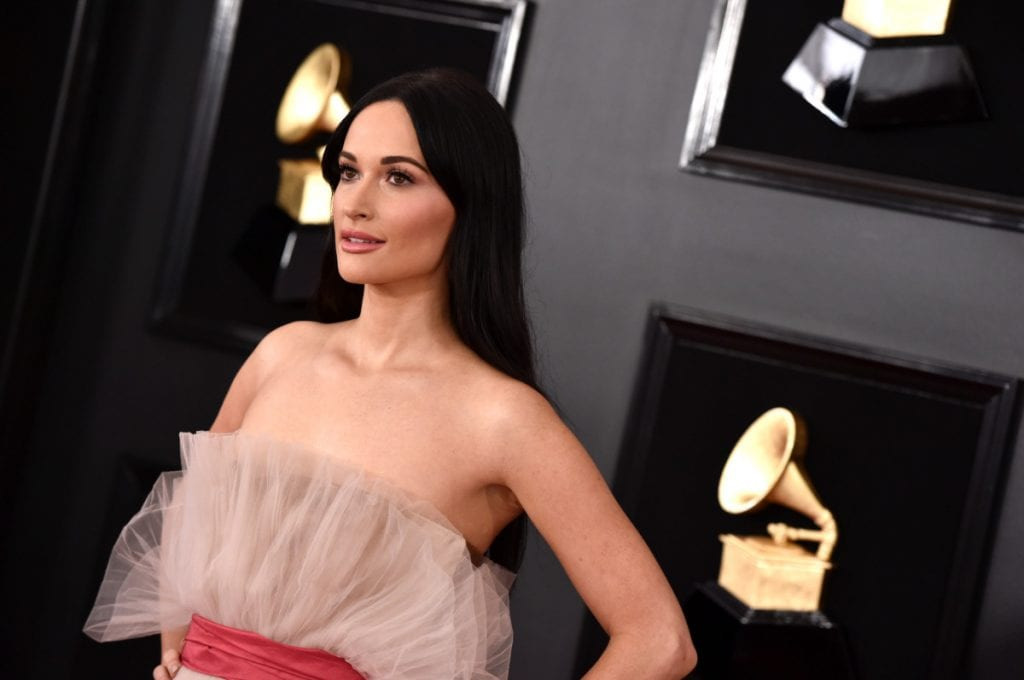 Kacey Musgraves at the 61st Annual Grammy Awards. Photo: John Shearer/Getty Images