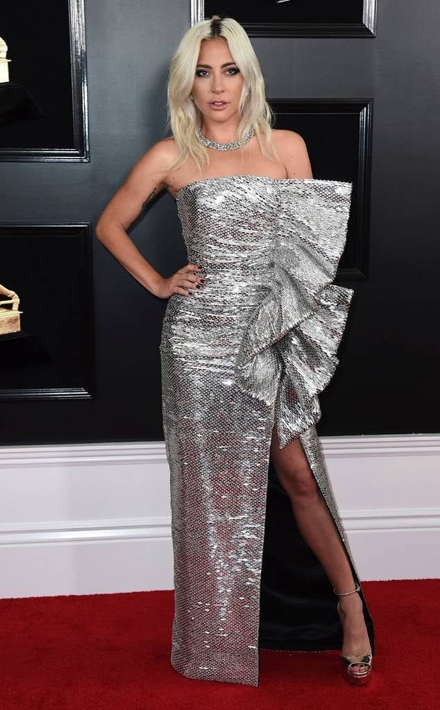 Lady Gaga Gives New Meaning to ''Dance Like Nobody's Watching'' at 2019 Grammys