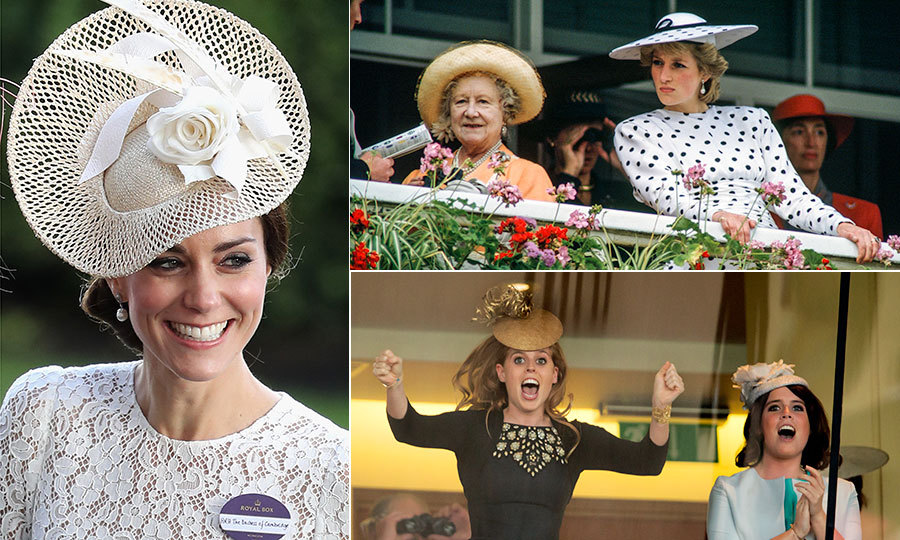 The British royal family at Ascot, Horses, Horse Racing