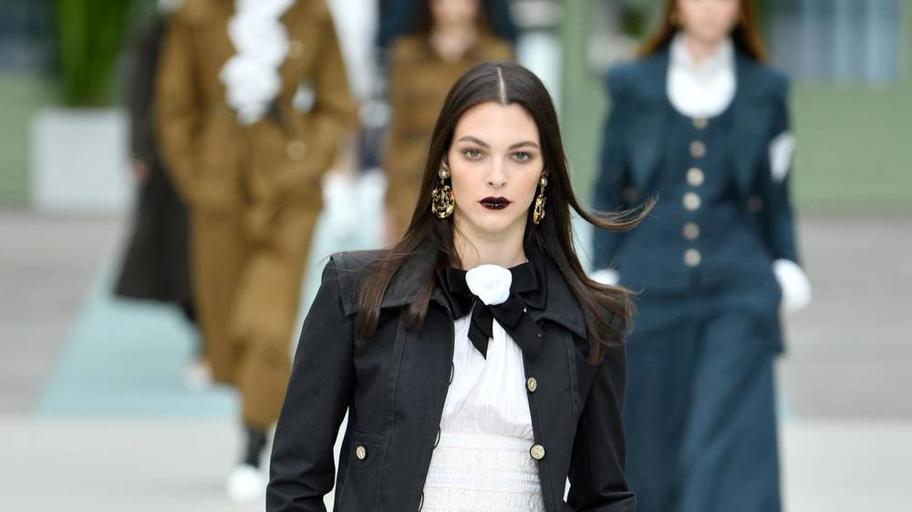 Virginie Viard Debuts Chanel Collection