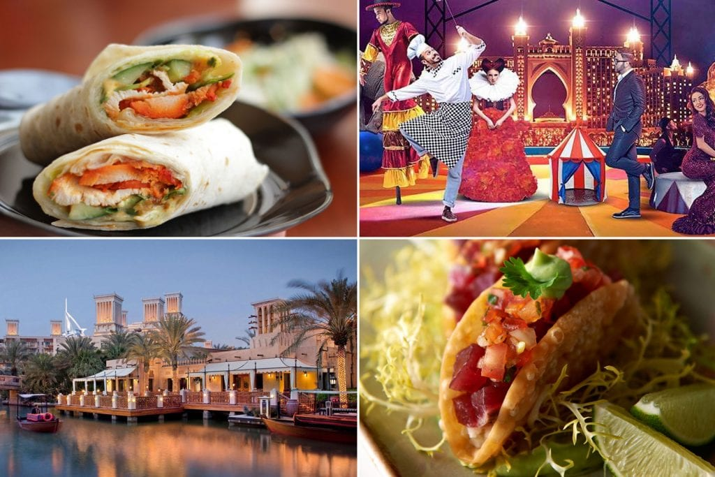 Dubai Food Festival 2019