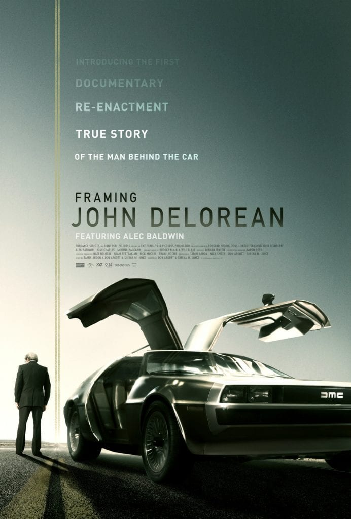 John DeLorean Movie