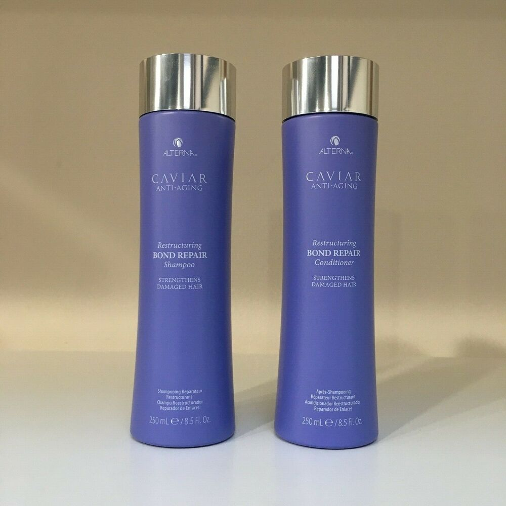 Caviar Bond Repair Shampoo