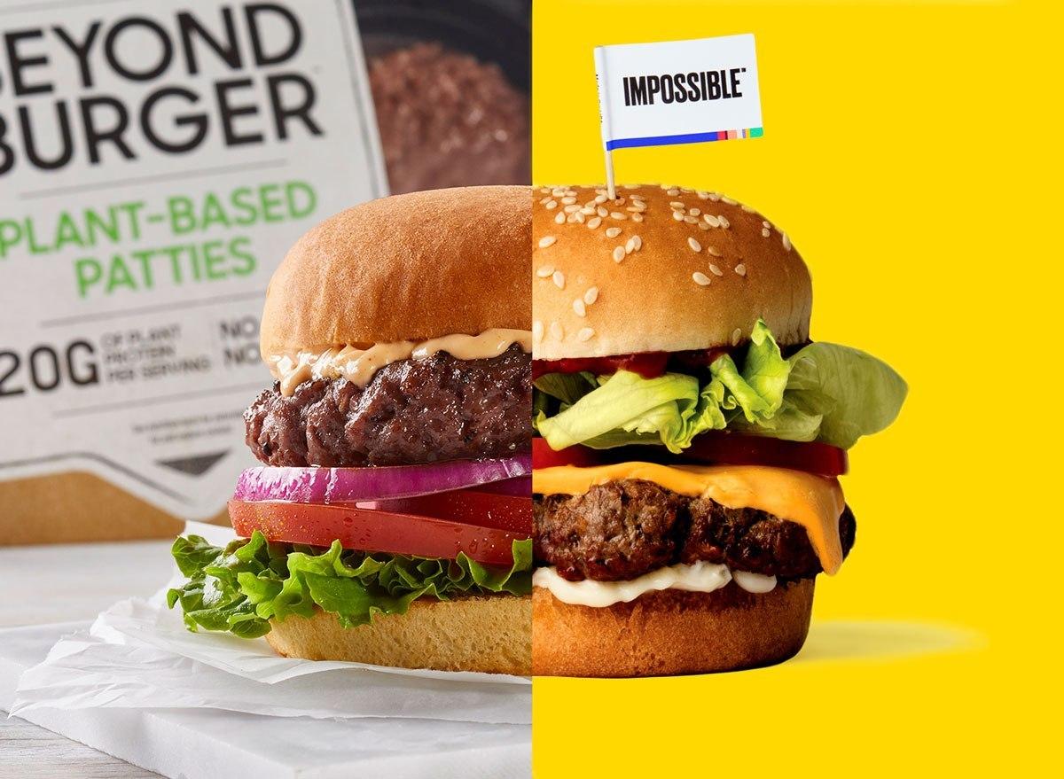 Plant Based Burger Worries