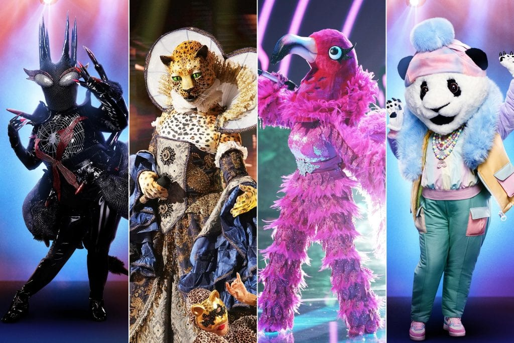 The Masked Singer Costumes Season 2