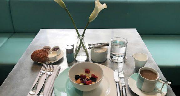 Blue Box Café in London