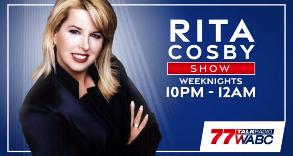 Rita Cosby Returns To WABC
