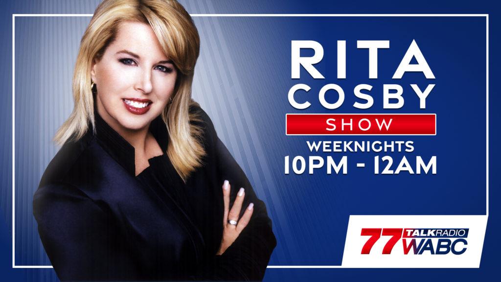 Rita Cosby Returns To WABC